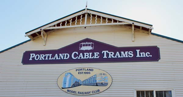 Portland Cable Tram runs 7 days a week from 10:00am to 3:00pm.